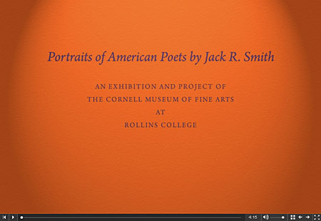 Portraits of American Poets
