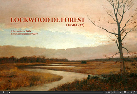 Title image for the Lockwood de Forest Video