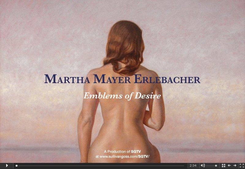 Video link to Martha Mayer Erlebacher: Emblems of Desire